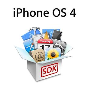 iPhone SDK logo