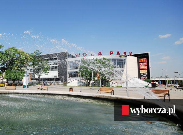 Centrum Handlowe Wola Park Urosnie Ikea Dobuduje Castorame