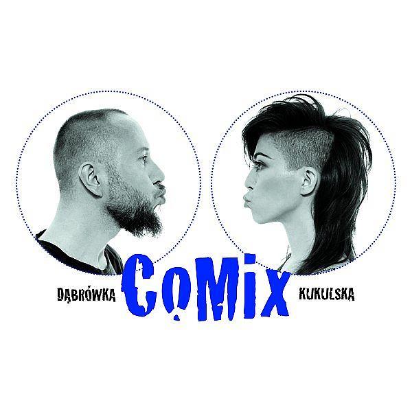 CoMix - okładka płyty