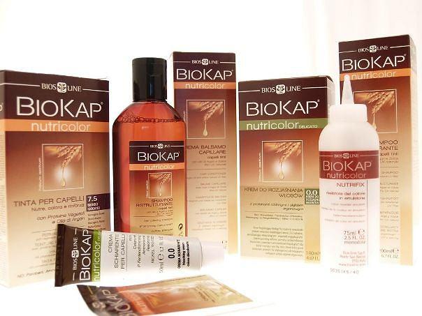 10 miejsce: Biokap Nutricolor, roślinna farba do kupienia tylko w aptekach, cena: 40zł