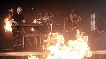 """Na planie teledysku grupy Sabaton do utworu """"Uprising"""""""