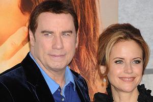 Kelly Preston, żona Johna Travolty urodziła syna w wieku 47 lat