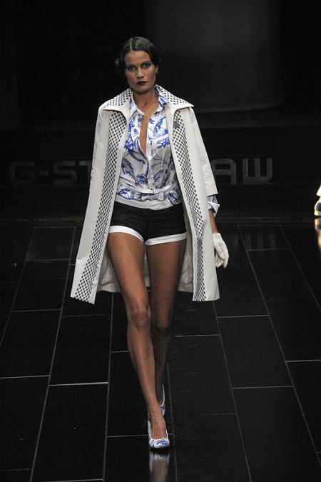 Kolekcja: G-Star Raw (wiosna/lato 2010)