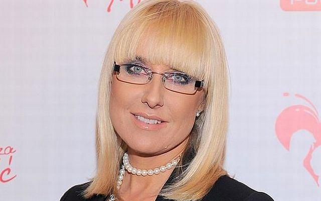Agata Młynarska.