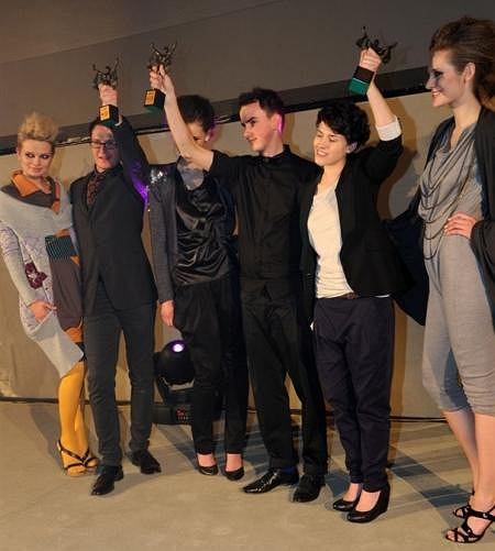 Finał konkursu Fashion Designer Awards 2010