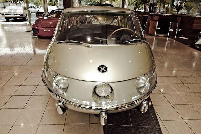 Pininfarina X Concept