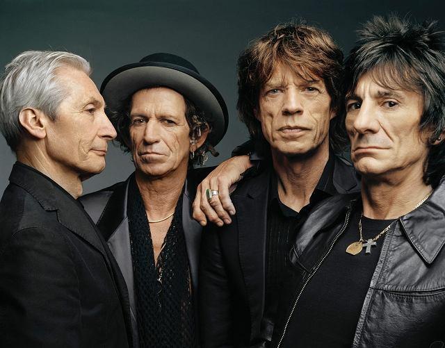 The Rolling Stones, mat. prasowe