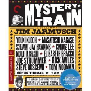 Mystery Train na Blu-ray