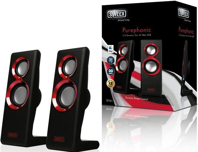 Głośniki Sweex Purephonic 2.1