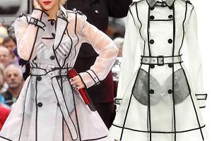 Szafa gwiazd za grosze: płaszcz Christiny Aguilery