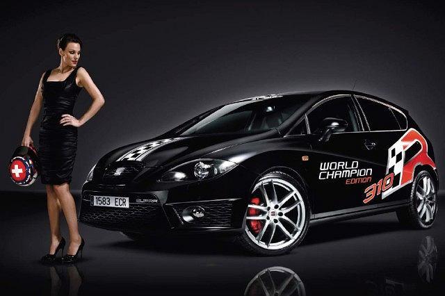 SEAT Leon Cupra R310 WCE (World Champion Edition)
