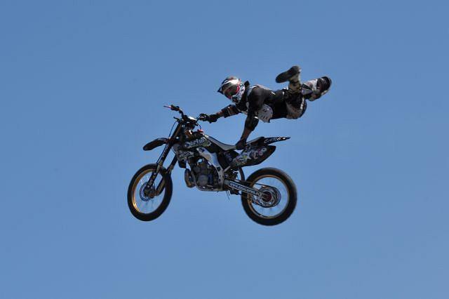 Extreme Moto - FMX, skoki motocyklowe