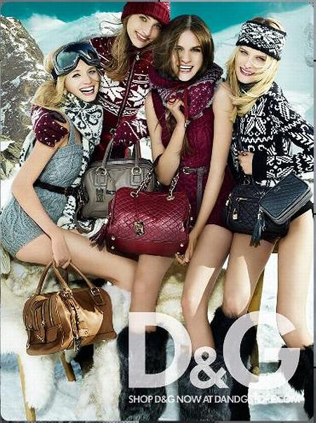 Kampania D&G (jesień/zima 2010/2011)