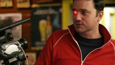 Reżyser zastąpił sztuczne oko kamerą Fot. za vimeo.com