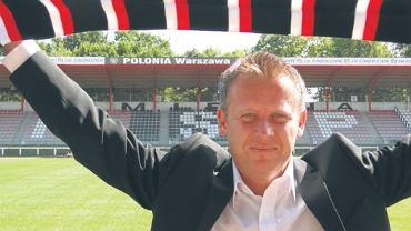 Daniel Purzycki - menadżer generalny Polonii