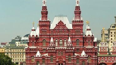 Muzeum historii Rosji na Placu Czerwonym