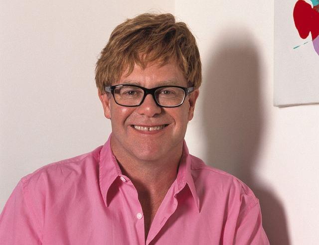 Elton John, mat. prasowe