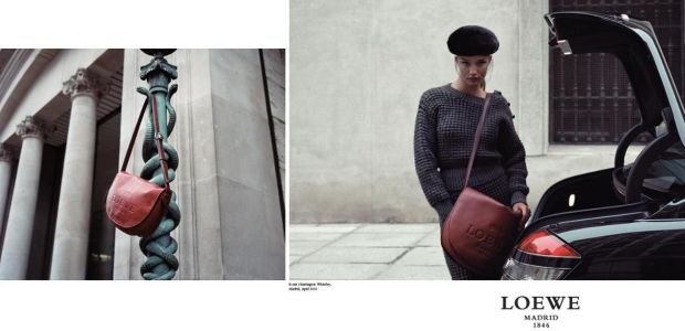 Kampania Loewe jesień/zima 2010/2011