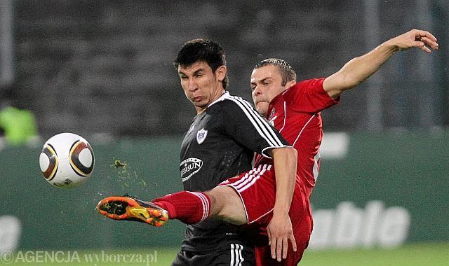 Mecz Wisła Kraków - Karabach Agdam
