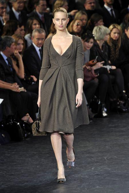 Projekt: Louis Vuitton (jesień/zima 2010/2011)