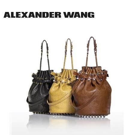 Projekt: Alexander Wang (jesień/zima 2010/2011)