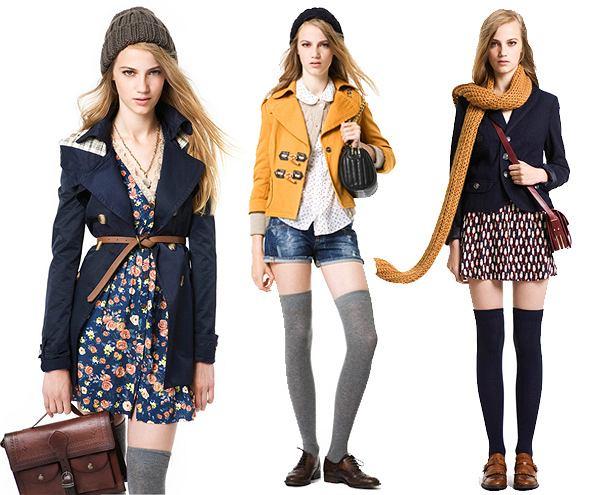 Nowa kolekcja Zara TRF - jesień zima 2010 2011