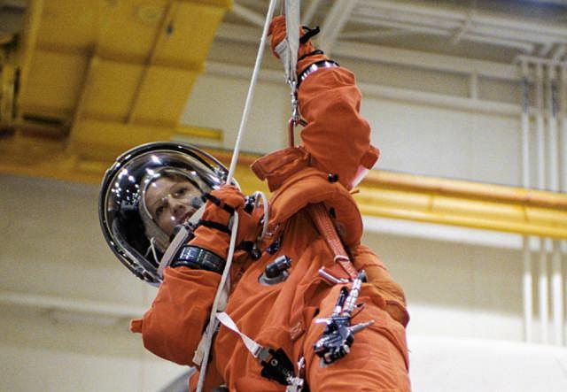 Skafander astronauty