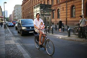 Jak dostarczyć dziecko do szkoły lub przedszkola rowerem