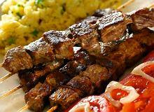 Kebab na szpadkach - ugotuj
