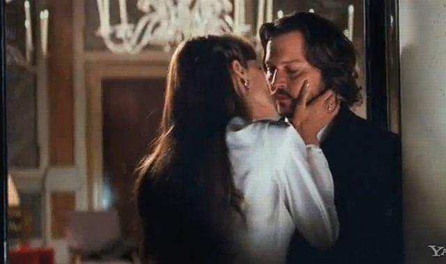 Angelina Jolie i Johnny Depp