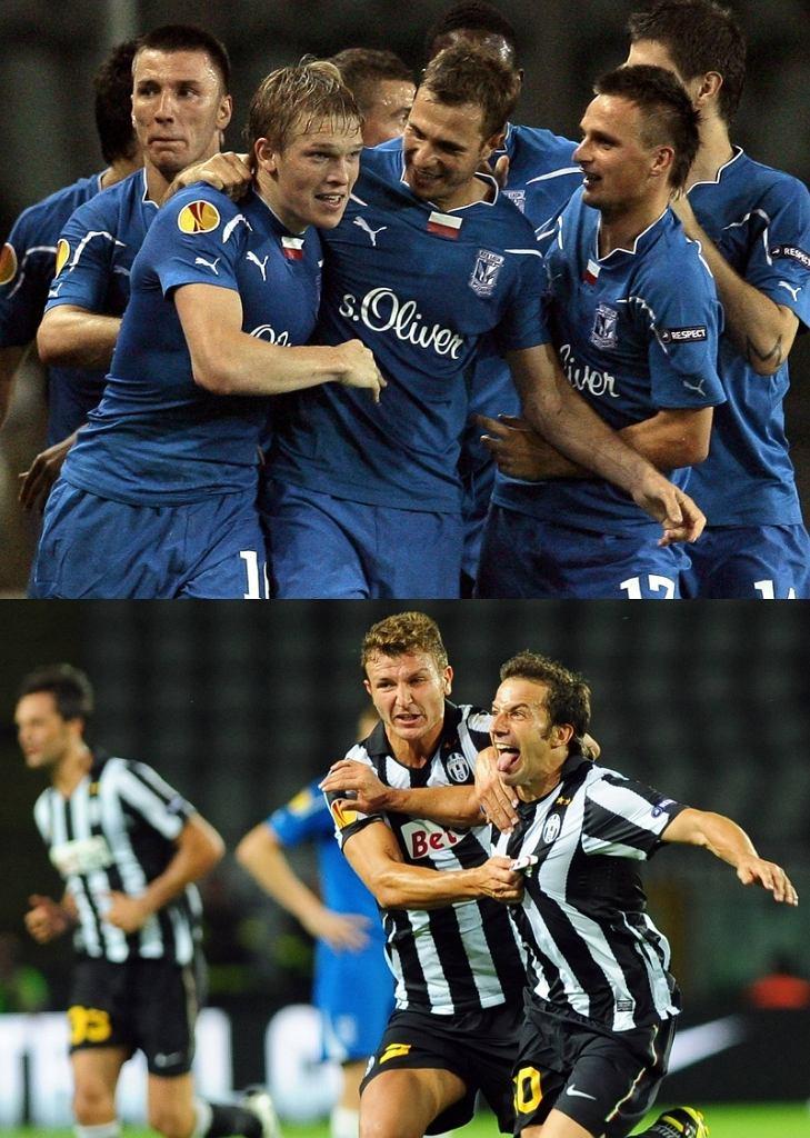 Juventus Turyn - Lech Poznań 3:3
