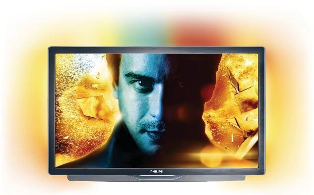 telewizor Philips z Ambilight Spectra 3