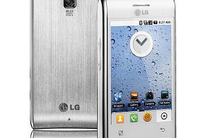 LG Swift GT540 - dotknij Google'a