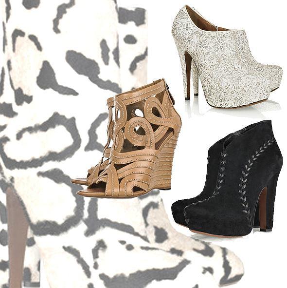 Wybieramy najładniejsze buty Alaia