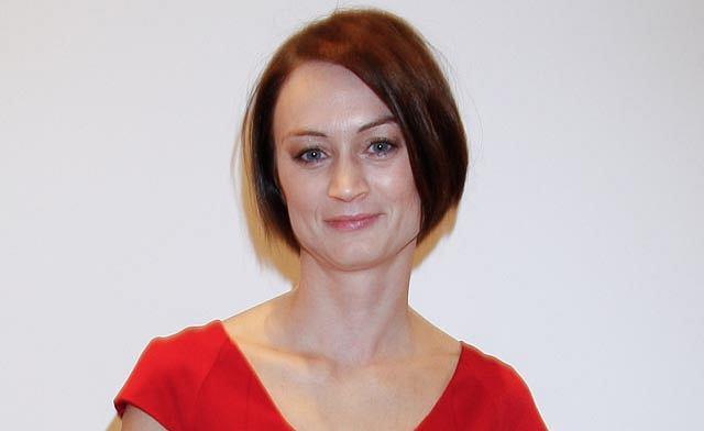Małgorzata Napieralska zaistniała podczas wyborów prezydenckich u boku męża. Grzegorz bryluje w polityce, a Małgorzata na salonach. Ostatnio pojawiła się na otwarciu butiku Gosi Baczyńskiej.