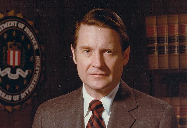 William H. Webster - szef CIA w latach 1987-91