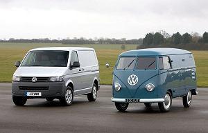 Najlepsza generacja transportera - wyniki sondażu
