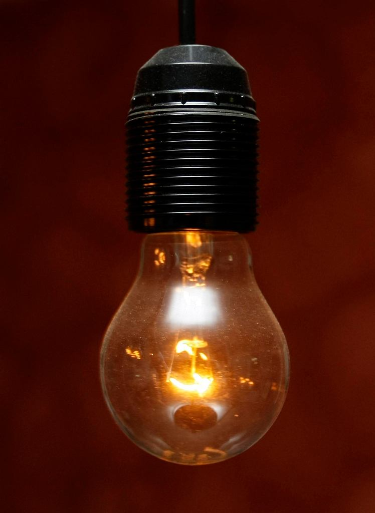 To go with Reuters Life ! GERMANY-HEATBULBS/