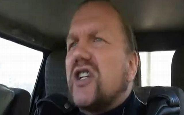 Jerzy Zuba - kandydat na radnego, który rapuje