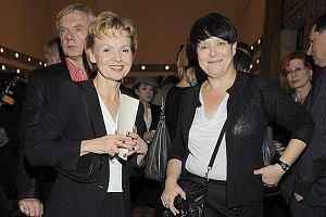 Ilona Łepkowska i Ewa Wencel
