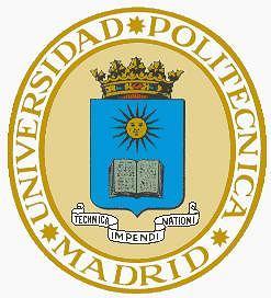 Logo Politechniki Madrytu