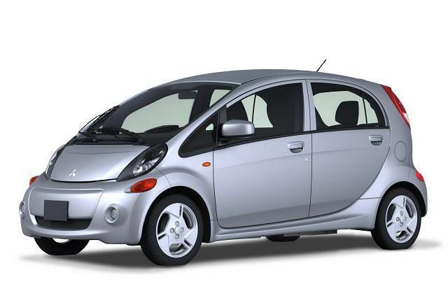 Mitsubishi i-MiEV w wersji amerykańskiej