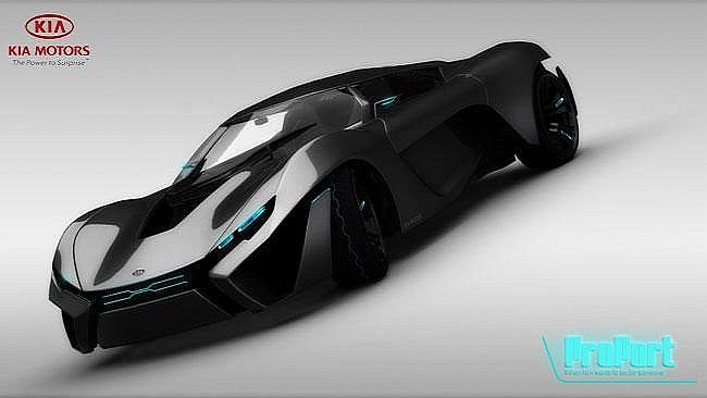 Kia ProPort Concept