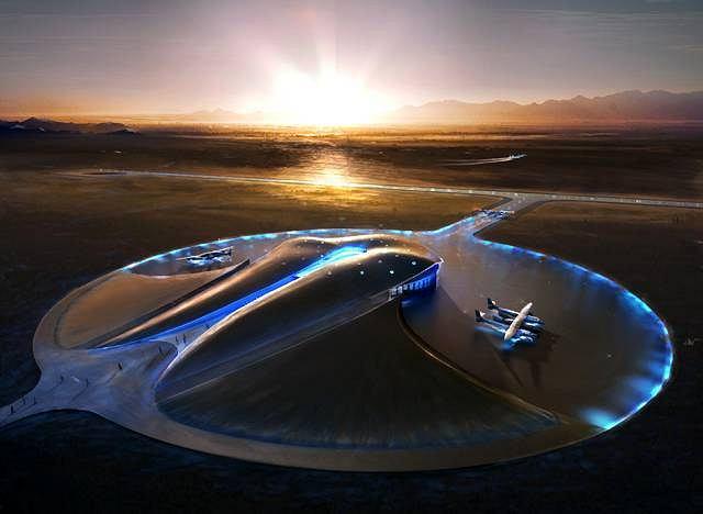 Norman Foster projektuje port kosmiczny