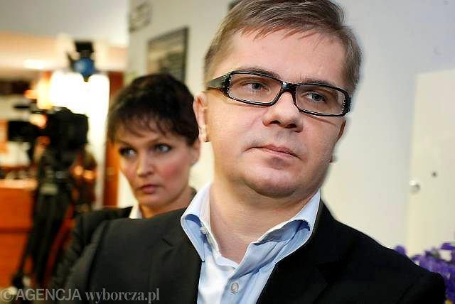 Sylwester Latkowski, redaktor naczelny