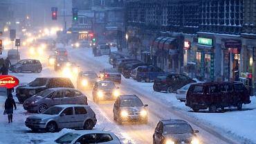 Zima w Polsce nie ustępuje
