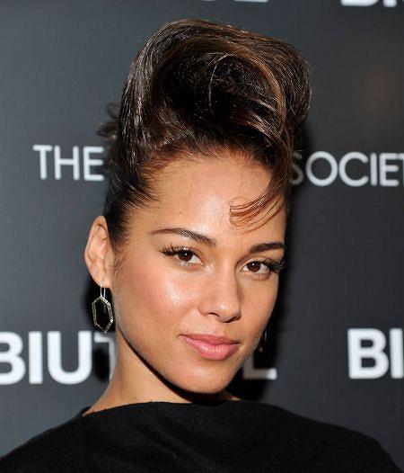 Alicia Keys Grudzień 2010