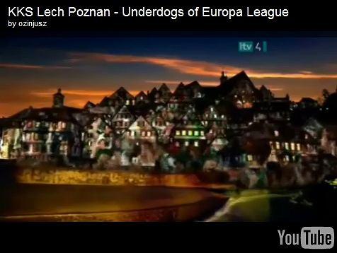 Film o Lechu w Lidze Europejskiej