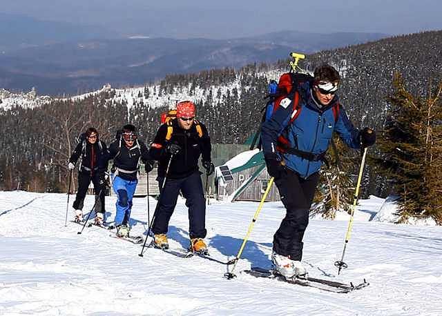 W Szklarskiej można już pobiegać na nartach