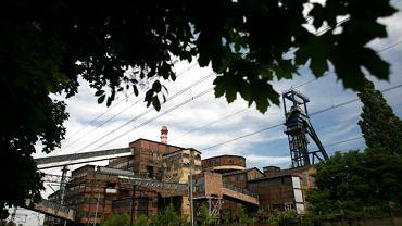 Budynki kopalni Mysłowice